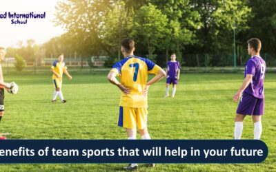5 Benefits of team sports that will help in your future