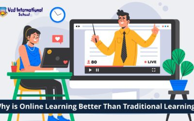 Why is Online Learning Better Than Traditional Learning?